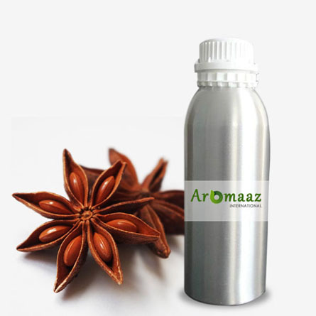 Certified Organic Star Anise Essential Oil