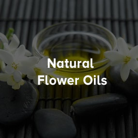 Natural Flower Oils
